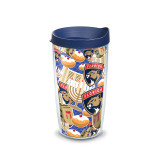 Florida Panthers Hanukkah 16oz Tumbler