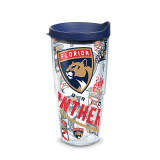 Florida Panthers All Over 24oz Tumbler