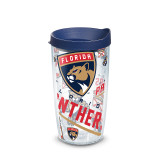 Florida Panthers All Over 16oz Tumbler