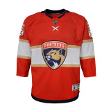 Florida Panthers Youth Home Jersey