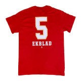 Florida Panthers #5 Aaron Ekblad Underdog Name & Number Shirt