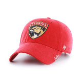 Florida Panthers Women's Sparkle Red Cap