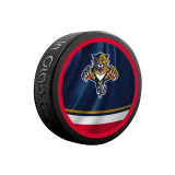 Florida Panthers Reverse Retro Puck