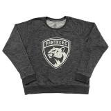 Florida Panthers Yarn Dye Crew Sweatshirt