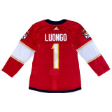 #1 Roberto Luongo Florida Panthers Authentic Home Jersey