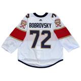 Florida Panthers Sergei Bobrovsky Game Used Away Jersey - Set 1