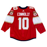 Florida Panthers Brett Connolly Game Used Home Jersey - Set 1