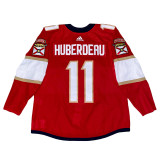 Florida Panthers Jonathan Huberdeau Game Used Home Jersey - Set 1