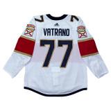 Florida Panthers Frank Vatrano Game Used Away Jersey - Set 1