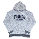 Florida Panthers Yard Dyed Rectangle Hood Sweatshirt