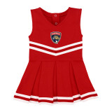 Florida Panthers Infant Cheerleader Dress