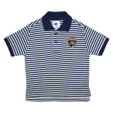 Florida Panthers Toddler Striped Polo
