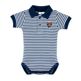 Florida Panthers Striped Polo Bodysuit