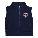 Florida Panthers Infant Polar Fleece Vest