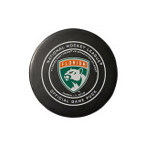 Florida Panthers Official Game St. Patrick's Day Puck 3/17/18