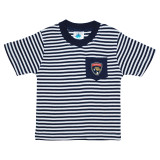 Florida Panthers Infant Striped Pocket Shirt