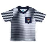 Florida Panthers Toddler Striped Pocket Shirt