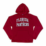 Florida Panthers 2 Layer Arch Hood Pullover Sweatshirt