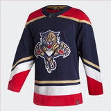 Florida Panthers #52 MacKenzie Weegar Game-Used 2021 Reverse Retro Jersey (Autographed)