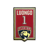 Florida Panthers Luongo Banner Pin