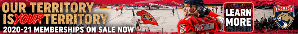 Florida Panthers Territory Members