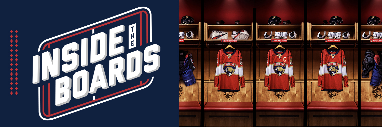Inside The Boards Game-Used Merchandise & Gear