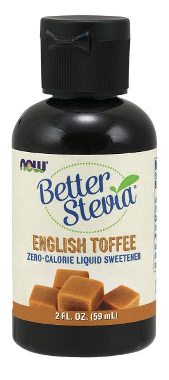 BetterStevia® English Toffee - 2 fl. oz.
