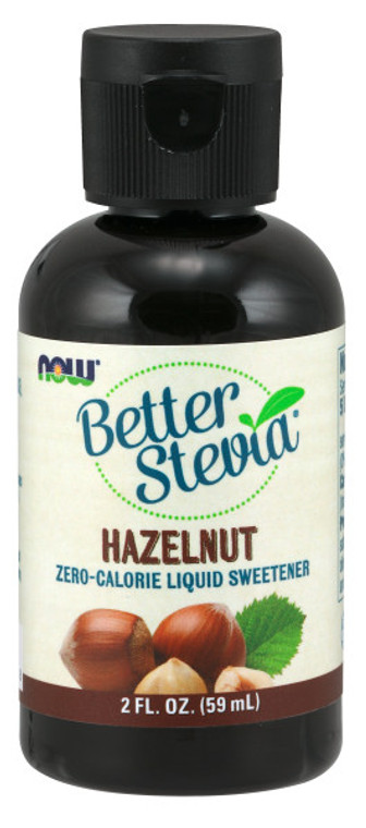 BetterStevia® Liquid, Hazelnut - 2 fl. oz.