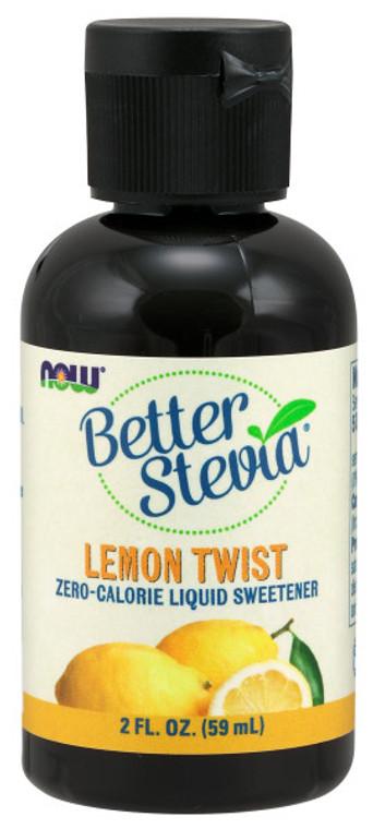 BetterStevia® Lemon Twist - 2 fl. oz.