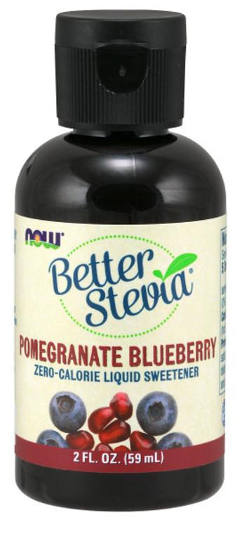BetterStevia® Liquid, Pomegranate Blueberry - 2 fl. oz.