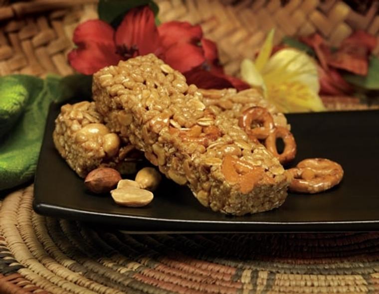 Sweet & Salty Peanut Bar