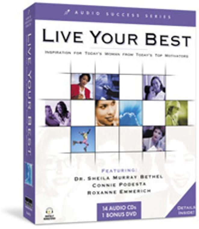 Live Your Best - CD Set