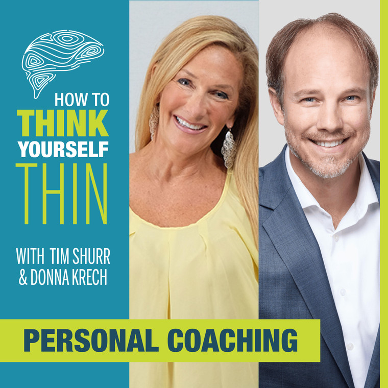 How To Think Yourself Thin - Personal Coaching