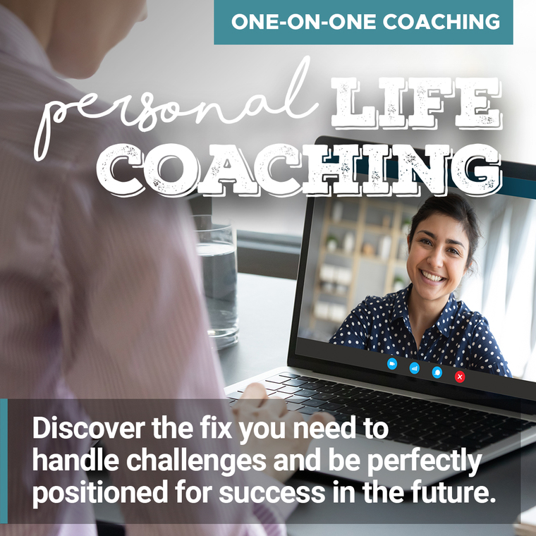 One-on-One Personal Life Coaching