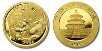 China 2005 Panda 1 oz Gold BU Coin