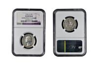 1932-S Washington Quarter 25C NGC Certified XF Details Improperly Cleaned