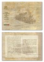 Mexico 2008 Centenary of the Mexican Revolution 1910-2010 5 Peso Commemorative 6-Coin Bimetallic Mint Set