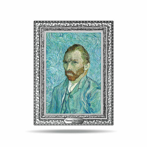 France 2020 Masterpieces of the Museum 1/2 Kilo Silver Proof Coin - Vincent van Gogh