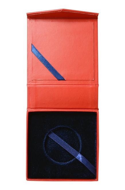 Presentation Box - Generic Box for 1 oz Coin - Panda / Lunar / K'burra / Koala / Kangaroo / World Coin in 40 mm