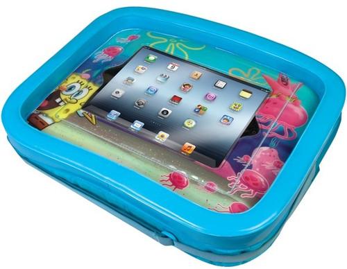 CTA - Universal iPad® SpongeBob SquarePants® Activity Tray Case Pack 5