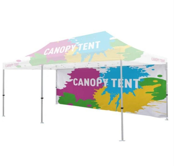 20' Canopy Tent Wall(Dye Sublimated)