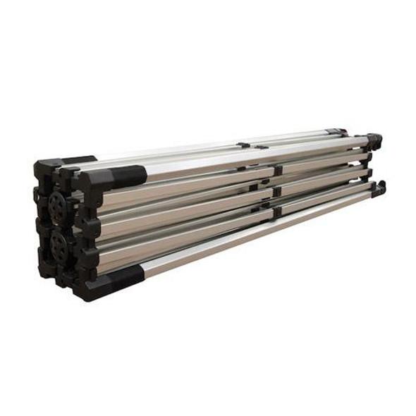 Premium 15' Aluminum Tent Frame (Silver)