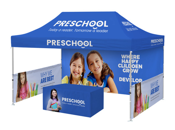 10x15ft Custom Tent Packages #2