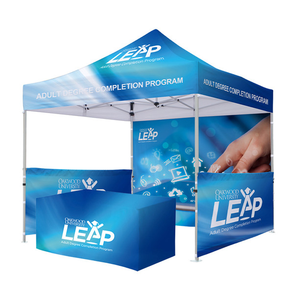 10'x10' Custom Tent Packages #8