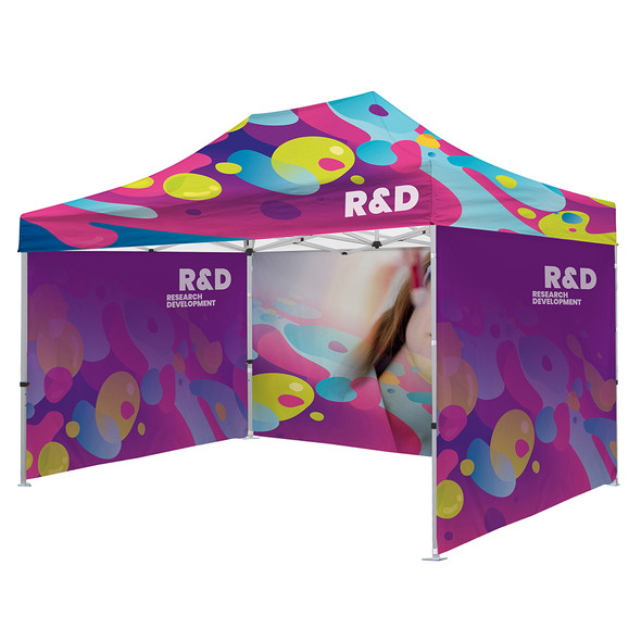 10'x15' Custom Tent Packages #4