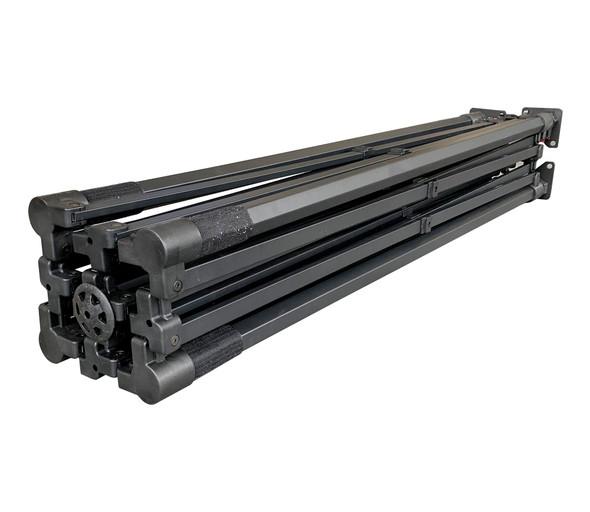 Premium Black 15' Aluminum Tent Frame (Silver)