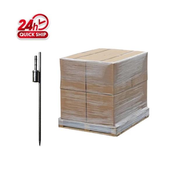 500pcs Ground Stake / 48''x48''x63'' /1000lbs/1 Pallet