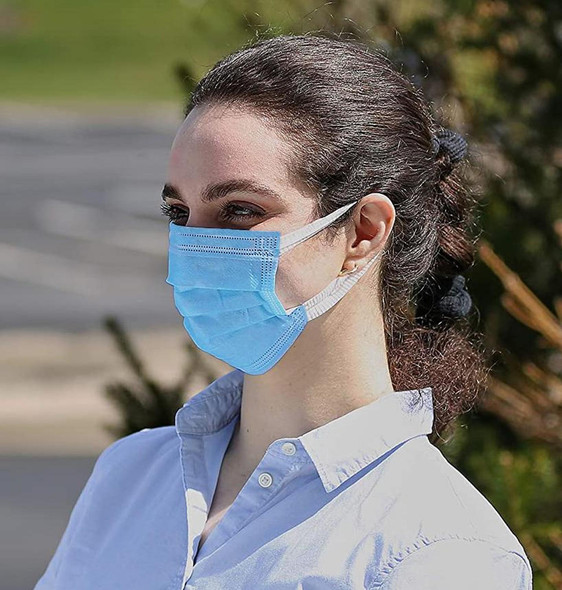 DISPOSABLE FACE MASKS(NEW)