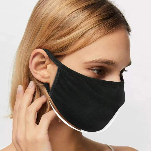 Cotton Mask (2 layer )Standard with Adjustable ear loops