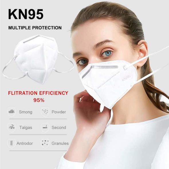 KN95 FACE MASKS (NON-MEDICAL) SHIP FROM CHICAGO